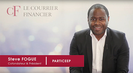 Notre CEO Steve Fogue a été interviewé par Courrier Financier